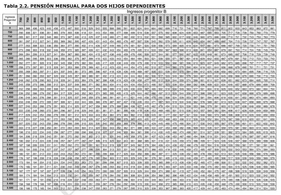 pension-mensual-2-hijos-dependientes