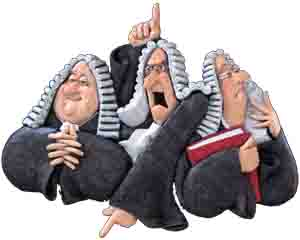 Aprobada la Ley Orgánica del Poder Judicial
